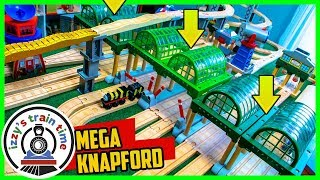 MEGA HUGE KNAPFORD | Thomas and Friends Pretend Play