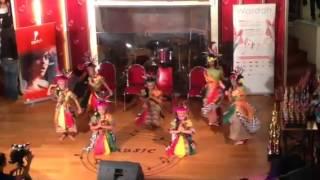 Tari Gebyar-Gebyar Nusantara - SDN Pekayon Jaya - Atrium Senen 2014