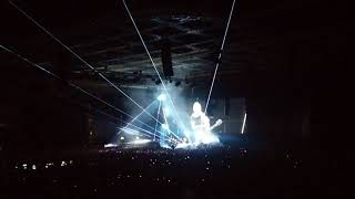 Roger Waters cried on stage in Moscow. 31.08.2018