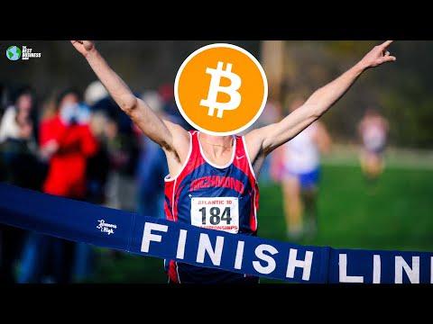 Bitcoin Has Won The Monetary Race