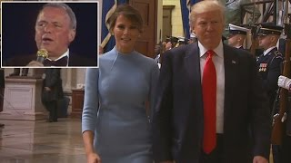 President Trump Will Dance With FLOTUS To Sinatra