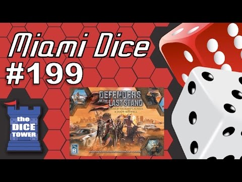 Miami Dice #199 - Defenders of the Last Stand