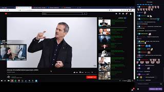 """Shroud reacts to """"Astronaut Chris Hadfield Debunks Space Myths 