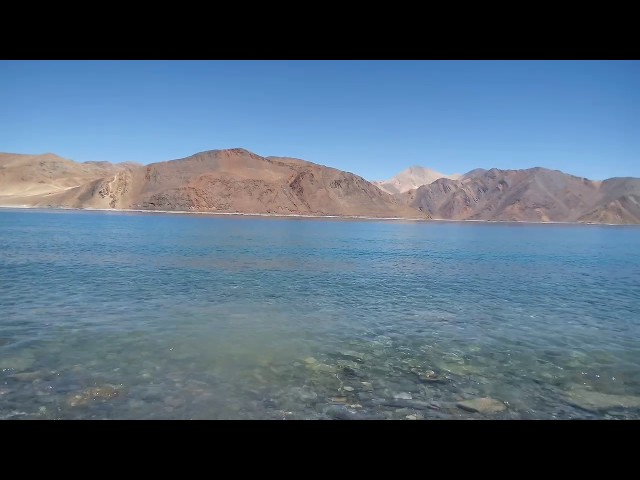 amazing pangong lake !