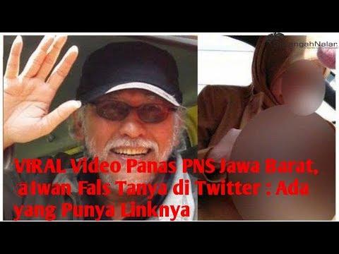 VIRAL Video Panas PNS Jawa Barat - @Iwan Fals Tanya di Twitter : Ada yan...