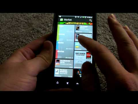 Hands On: NEW Android Market and Google Video [DOWNLOAD]