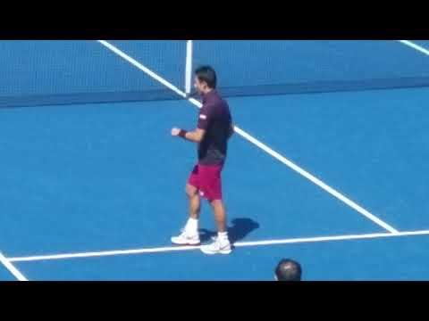Kei Nishikori defeats Philipp Kohlschreiber at 2018 US Open