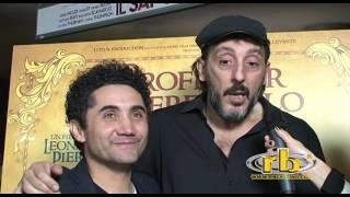 Massimo Ceccherini e Nicola Acunzo, intervista, Il Professor Cenerentolo, RB Casting