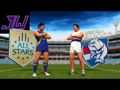 00's All Stars vs. Reigning Premiers! | AFL Evolution Gameplay | Episode 2
