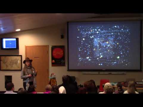 2018.01.19 Chaco Culture, Kinesthetic Astronomy and Archaeoastronomy