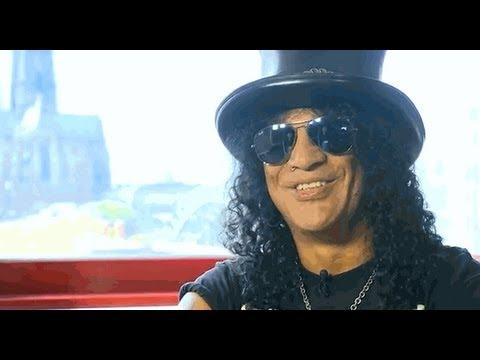 Slash (Interview 2012)