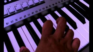 Baazigar Title Theme By Ricky On Yamaha PSR S710