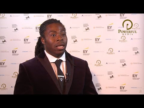 The Powerlist Interviews - Ade Adepitan