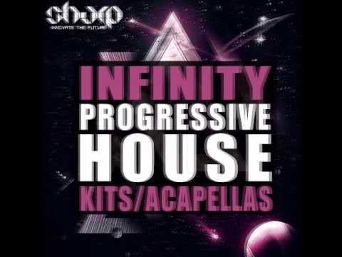Infinity Progressive House - Over 1 5GB of Progressive House Acapellas and  Construction Kits