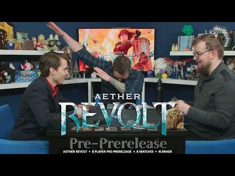 Magic: The Gathering — Aether Revolt Pre PreRelease