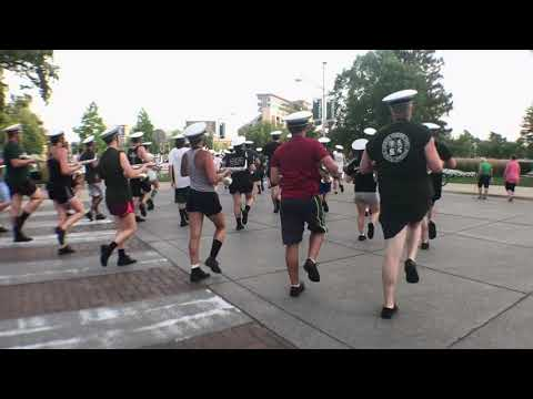 Spartan Marching Band Series Rehearsal