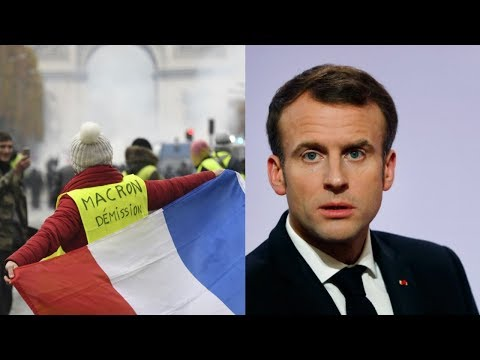 The Rise and Fall of Macron's European Revolution!!!