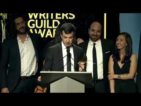 Nathan For You wins the 2019 Writers Guild Award for Comedy/Variety Sketch  Series