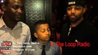 """In The Loop - Interview with Nasir Florexile - Star of """"Brooklyn Fever"""""""