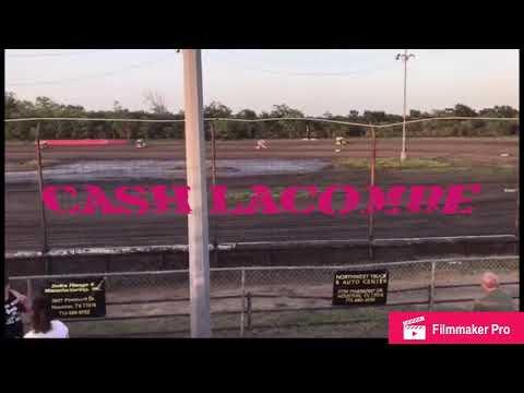 Laramie Crane Racing - Cash Lacombe - Gulf Coast Speedway