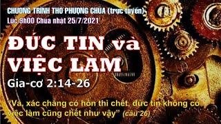 HTTL THÀNH LỢI - Chương trình thờ phượng Chúa - 25/07/2021