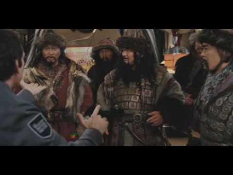 博物館驚魂夜電影預告片  Night at the Museum Trailer (2006)