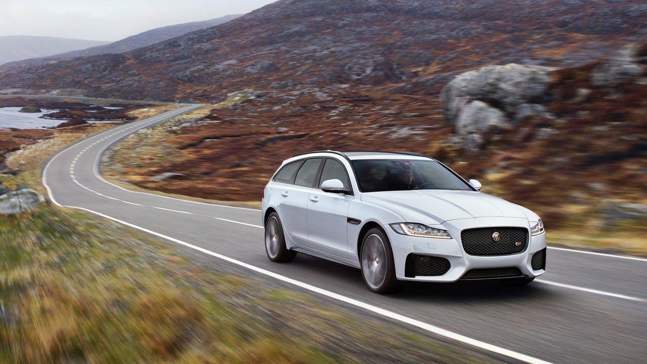 2018 jaguar wagon. unique 2018 2018 jaguar xf sportbrake a slinky wagon headed for the states for jaguar wagon
