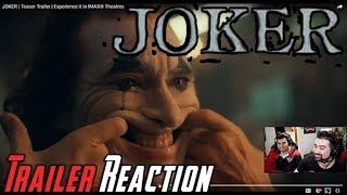 Joker Angry Trailer Reaction!