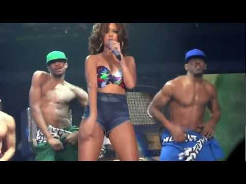 Rihanna  Rude Boy  @ Sportpaleis Antwerp 22 October 2011 ♥