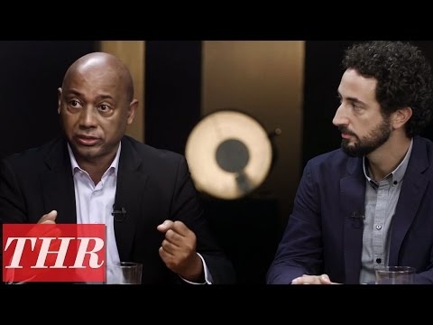 Raoul Peck 'I Am Not Your Negro' on Solely Using James Baldwin's Words | Close Up With THR