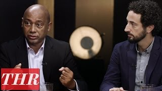 Raoul Peck 'I Am Not Your Negro' on Solely Using James Baldwin's Words   Close Up With THR