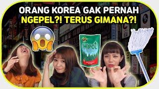 Kebiasaan ANEH & UNIK Orang Korea! || Borassaem ft taulah siapa ya tiap hari liat