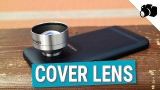 Samsung Cover Lens: Galaxy S7 e S7 Edge come mirrorless | HDblog