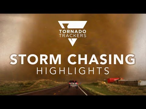 Tornado Trackers - Full Storm Chasing Video