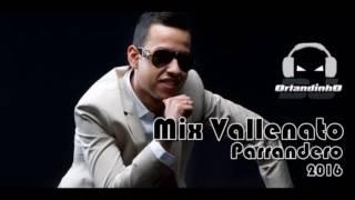 Mix Vallenato Parrandero 2016 - (d[-_-]b) Dj OrlandinhO