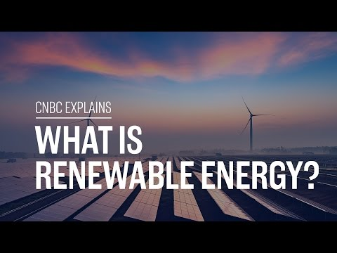 What is renewable energy? | CNBC Explains