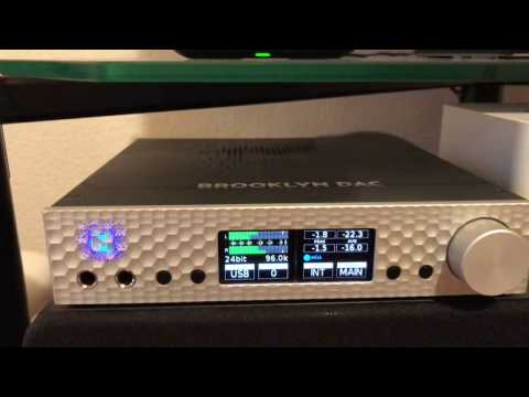 Apple music - Sonos Connect - Brooklyn Dac,  Improves Sound ?