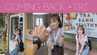 T.R.I - COMING BACK  [Official M/V]