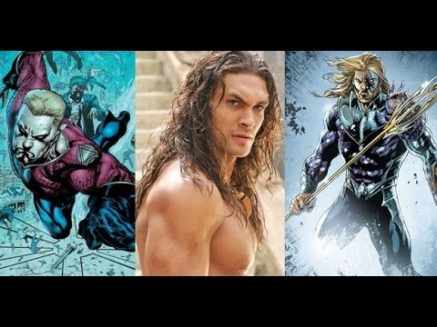 AMC Movie Talk - Jason Momoa as AQUAMAN? Crossbones In CAPTAIN AMERICA 3?