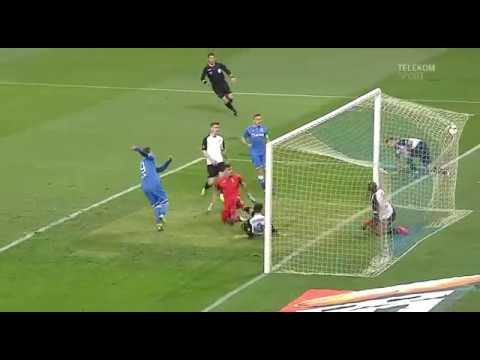 CSU Craiova - Astra: gol Koljici in min 18, 1-0 / Liga 1 ...   Astra Craiova