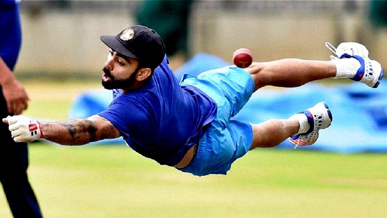 Many Moods of Virat Kohli at India practice | Indian Cricket Team ...