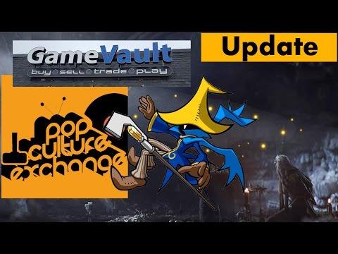 Update # 113 Pop Culture Vault (Two Great Stores links below)