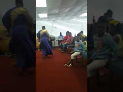 The curse breaker prayer dance