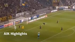 AIK - Celtic | UEL Playoff 2:2