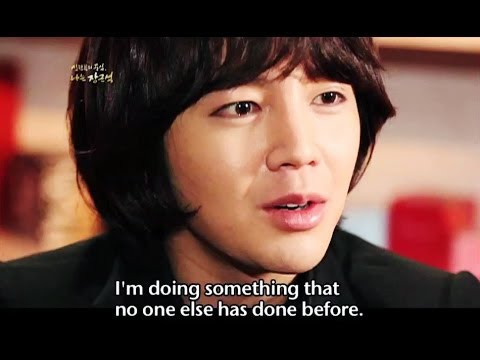 The Center of the Korean Wave, I'm Jang KeunSuk | 신한류의 중심, 나는 장근석
