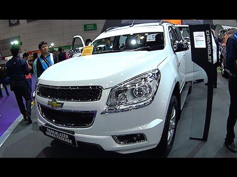 2015 2016 Chevrolet Trailblazer Urban Package Youtube
