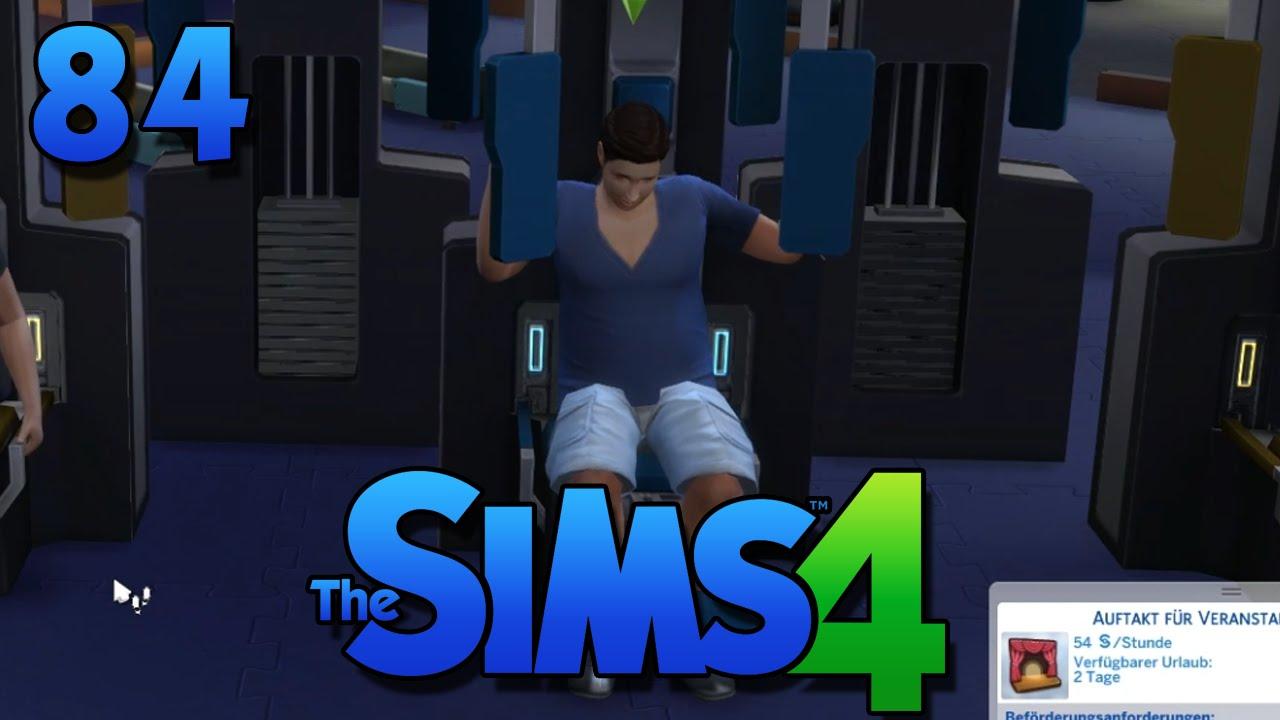 Sie können in den Sims 4 Gewicht verlieren