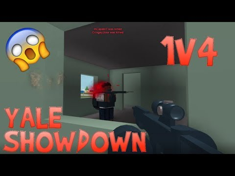Yale Showdown - Apocalypse Rising Cqcers Life [ Ep. 1 ]