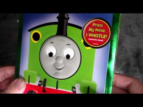 Thomas and Friends Home Media Reviews Episode 31.2 - Best of Percy from 2007