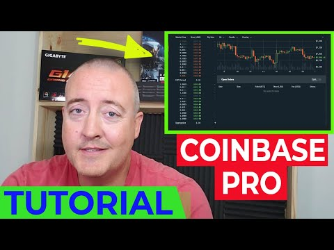 COINBASE PRO TUTORIAL - Everything You Need To Know!